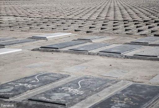 دفن کروناییها در بهشت زهرا در قطعههای درخواستی خانوادهها انجام میشود