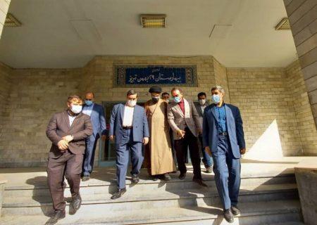 بیمارستان هاشمی نژاد باید برای ارائه خدمات درمانی مردم کهریزک استفاده شود