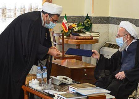 تقدیر وزیر ارشاد از تولیت آستان حضرت عبدالعظیم(ع)