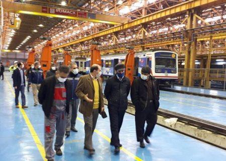 آبرسانی به ایستگاه مترو شاهد باقرشهر سرعت گرفت
