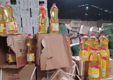 ۱۱ هزار لیتر روغن خوراکی احتکاری در بخش کهریزک توزیع میشود