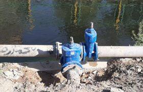 جلوگیری از هدررفت ۲ میلیون مترمکعب آب در شهرستان ری