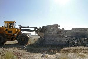 سه هکتار زمین کشاورزی در شهرستان ری آزادسازی شد