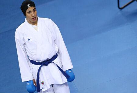 بانوی کاراتهکای اهل شهرری در مسابقات پرتغال مدال برنز گرفت