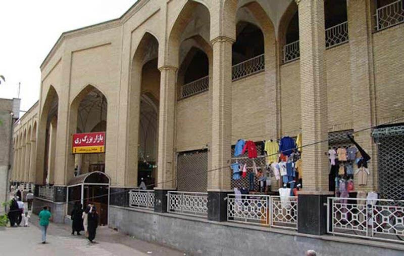 اجاره بهای اماکن تجاری آستان عبدالعظیم(ع) در ماه فروردین بخشیده شد