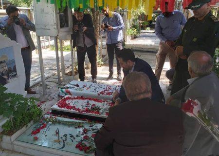 جوانان انقلابی ری همواره در مسیر شهدا و حفظ آرمان های انقلاب اسلامی ایران هستند