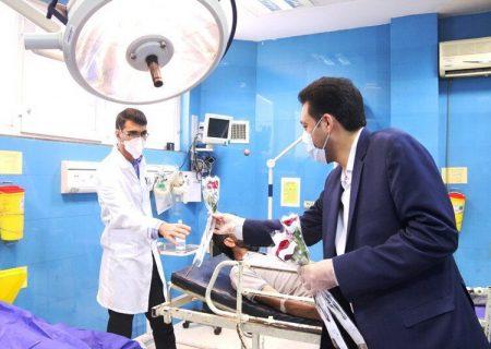 ۵۰ تخت به ظرفیت اورژانس بیمارستان هفتم تیر شهرری اضافه میشود