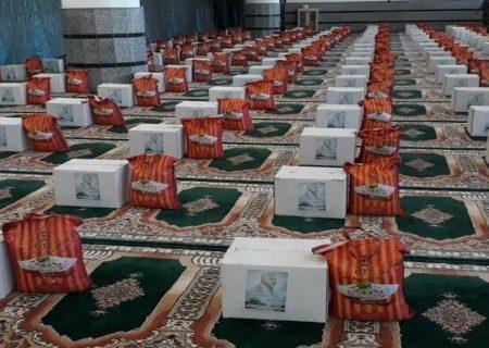 بیش از سه هزار بسته حمایتی و بهداشتی در بخش قلعه نو توزیع شد