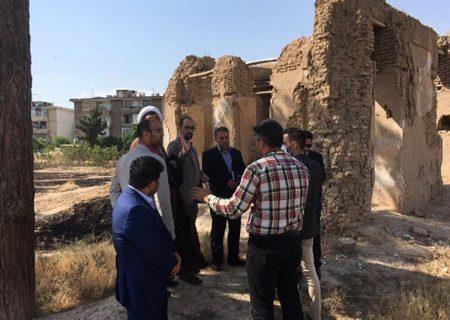 خانه اربابی قلعه عظیمآباد در محله ۱۳ آبان شهرری احیا میشود