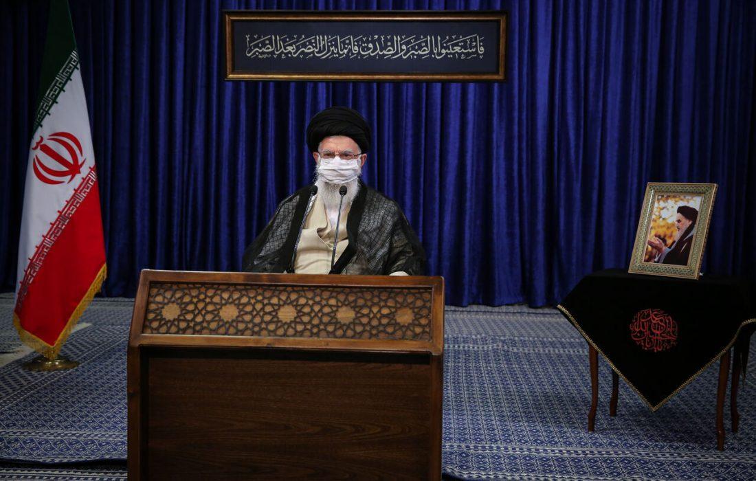 گذشت زمان نخواهد توانست یاد ارجمند شهیدان عزیز را از خاطر ملت ایران بزداید