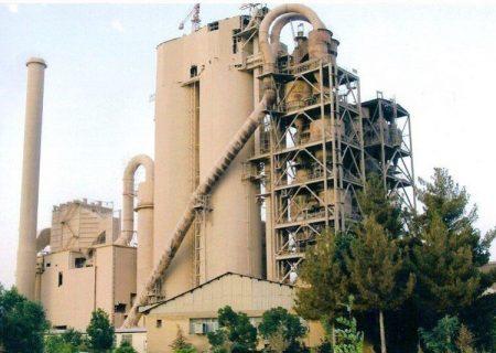 مخازن مازوت کارخانه سیمان تهران از سال گذشته پلمب شده است