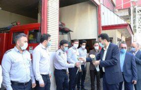 فرماندار ری: بخشی از عوارض شهرداریها به ایستگاههای آتشنشانی اختصاص یابد