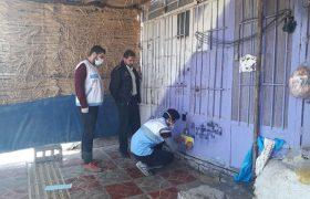 پلمپ کارگاه غیرمجاز تولید موادشیمیایی و دارویی در کهریزک