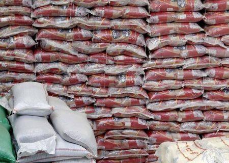 شناسایی انبار دپوی شکر و برنج در باقرشهر