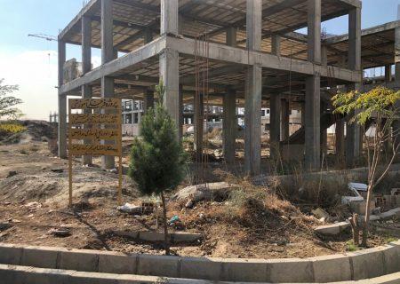 احداث مدرسه نیمهکاره مسکن مهر کهریزک به خیر نیکوکار واگذار شد
