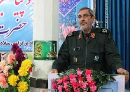 فرمانده سپاه سید الشهدا (ع) استان تهران منصوب شد