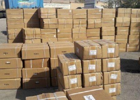 ۲۵میلیارد ریال لوازم خانگی قاچاق در شهرستان ری کشف شد