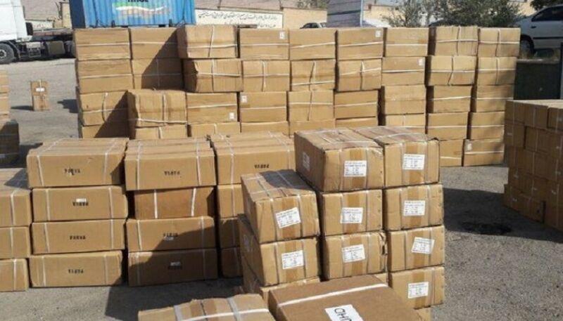 کشف ۴۰۰ دستگاه کولرگازی قاچاق در شهرستان ری