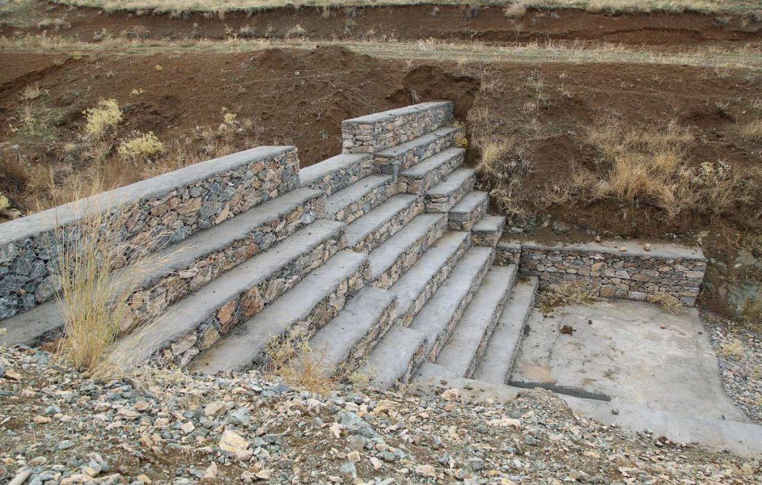 بهرهبرداری از۶ طرح آبخیزداری در شهرستان ری