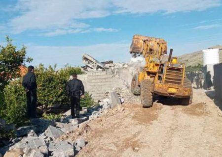 فرماندار ری : ساخت وسازهای غیرمجاز در شهرستان ری کنترل شدهاست