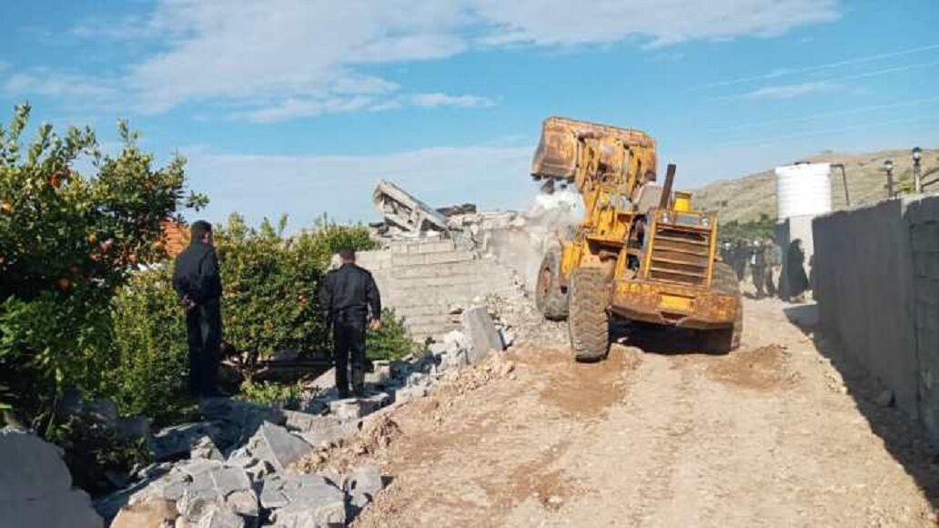 ۱۰ هکتار از زمینهای ملی حسنآباد فشافویه شهرستان ری آزادسازی شد