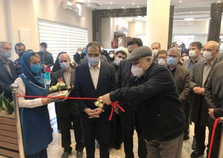 مجهزترین مرکز چشم پزشکی جنوب تهران در شهرری افتتاح شد