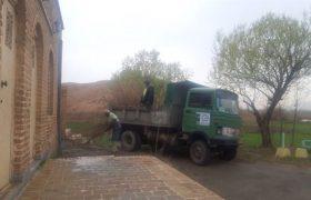 طرح بهسازی و پاکسازی آثار تاریخی شهرری اجرا میشود