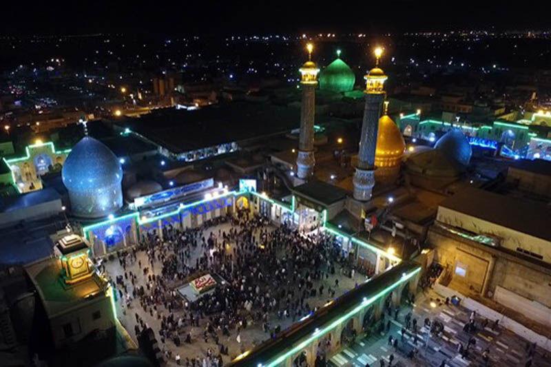 جشن نیمه شعبان در حرم عبدالعظیم(ع) بدون حضور جمعیت برگزار میشود
