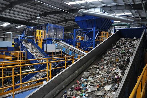 تولید کمپوست در مجتمع بازیافت زباله آرادکوه کاهش یافت