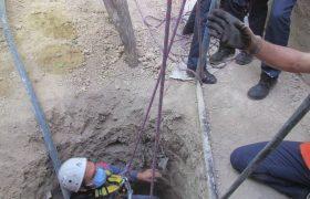 حفر چاه غیرمجاز در کهریزک ٢ کشته و یک مصدوم برجا گذاشت
