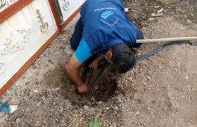 ۴۰۵ انشعاب غیرمجاز آب در شهرستان ری شناسایی شد