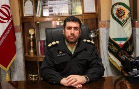 اولین فرمانده انتظامی شهرستان ری منصوب شد