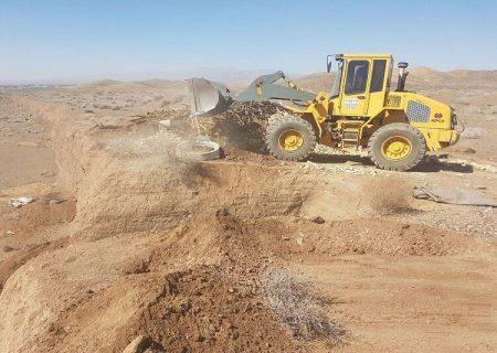 ۵۰ کوره زغال گیری در کهریزک تخریب شد
