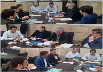 بررسی بودجه سال ۹۹ شهرداری باقرشهر در شورای اسلامی این شهر