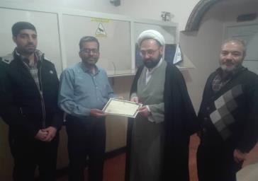 مجوز ۱۴ کانون فرهنگی و هنری مساجد در شهرستان ری صادر شد