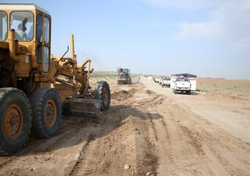 ۲۱۷ هکتار از زمینهای ملی در کهریزک آزادسازی شد