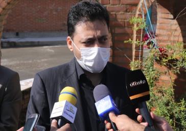 فرماندار ری: اتصال آب ۱۶ روستای شهرستان ری به آب شرب تهران محقق شد