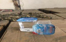 بیش از ۲۹ هزار بطری آب معدنی تاریخ مصرف گذشته در کهریزک کشف شد