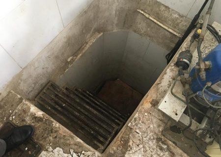 کشف ۳ سردخانه غیرمجاز زیرزمینی در بخش کهریزک