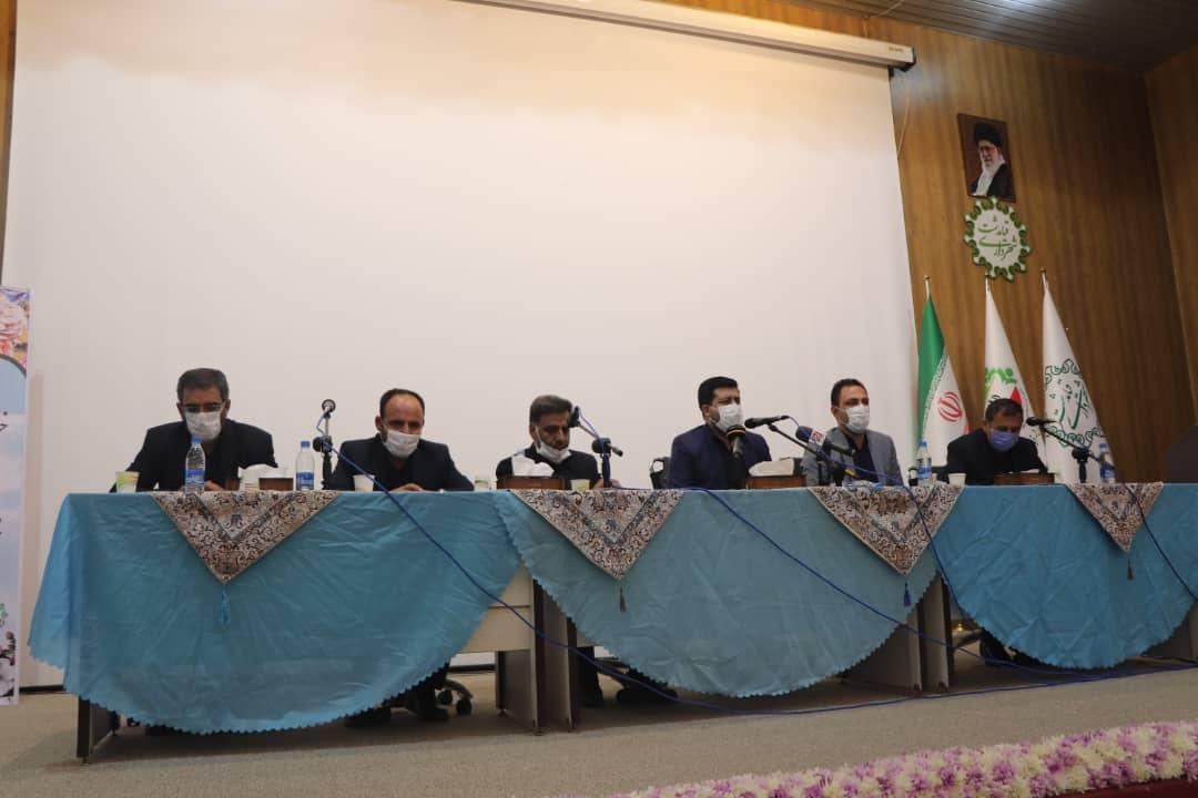 حضور خبرنگاران شهرستان ری در شهر قیامدشت در آستانه افتتاح پروژه های عمرانی این شهر