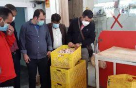 کشف ۵ تن مرغ قطعهبندی شده در کهریزک/مرغهای کشف شده با نرخ مصوب توزیع شد