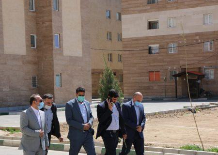 «کارگروه تخصصی ویژه مسکن مهر» در بخش کهریزک تشکیل میشود