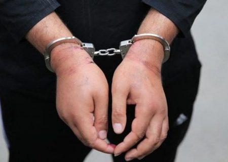 دستگیری سارقین زورگیر توسط کلانتری قیامدشت